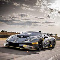 Lamborghini Huracán Super Trofeo Evo, el toro más indomable de Sant´Agata Bolognese