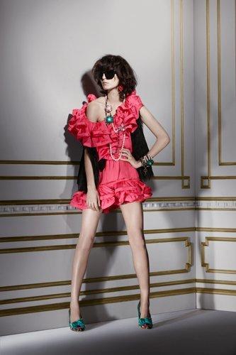Lanvin para HM Otoño-Invierno 2010/2011 rosa