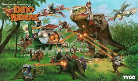 'Dino-Riders': salta al cine un cruce entre 'Transformers' y 'Jurassic World'