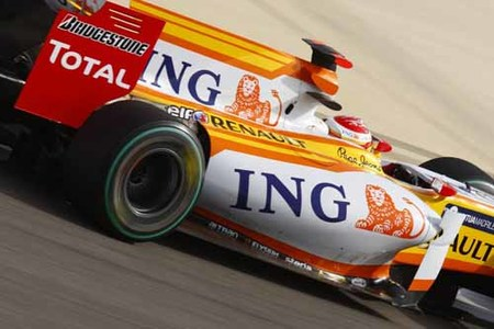 Fernando Alonso cumple con el guión previsto en Sakhir