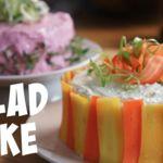 Receta saludable Pastel de verduras