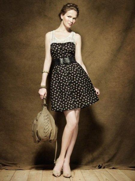 Colección Blanco Pre-Fall 2010: tonos apagados en la ropa antes del otoño X