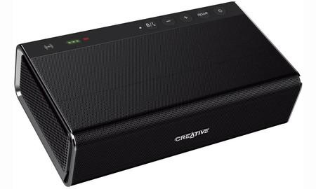 En Amazon te dejan ahora el altavoz Bluetooth portable Creative Sound Blaster Roar Pro por 45 euros menos que en otras tiendas