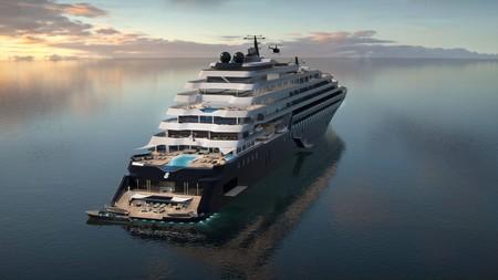 Ritz-Carlton entra de lleno en el negocio de los cruceros