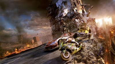 'MotorStorm: Apocalypse' anunciado oficialmente [E3 2010]
