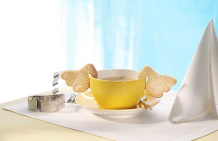 Cortador de galletas con forma de Alas de ángel