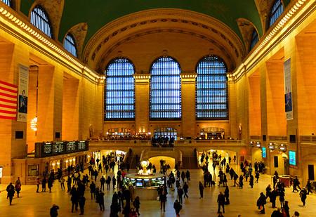 Grand Central Terminal En Nueva York Interior