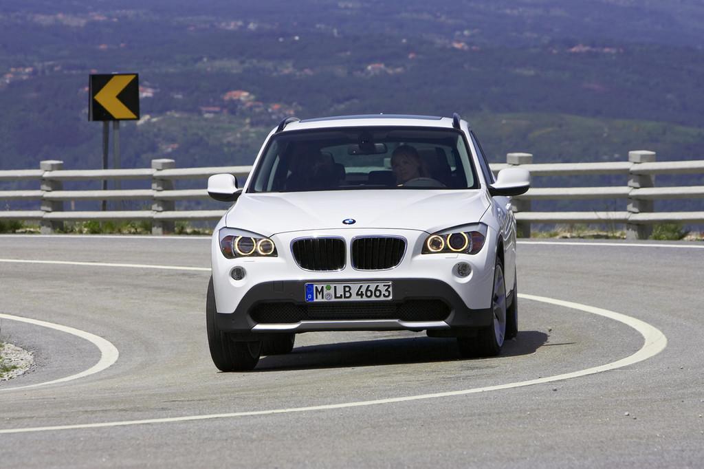 Foto de BMW X1 (38/120)