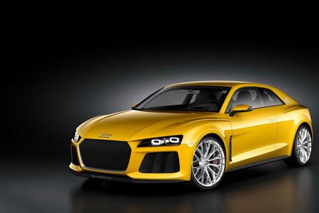 Audi Sport Quattro Concept - el regreso del concepto de 2010