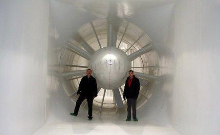 Epsilon Euskadi empieza las pruebas de su Fórmula 1 en el tunel de viento