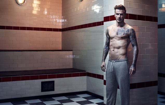 Foto de David Beckham para HM (2/5)