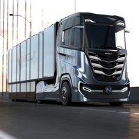 Nikola Tre: el camión eléctrico a hidrógeno que promete llegar a Europa antes de 2023