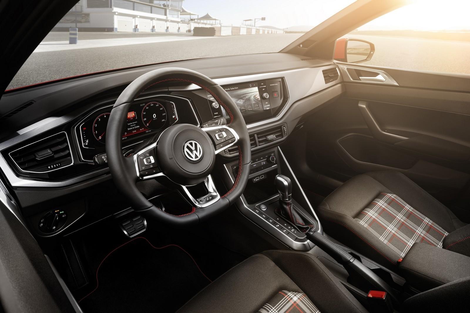 Foto de Volkswagen Polo GTI 2018 (3/18)