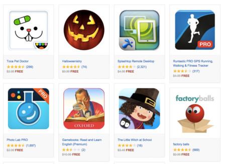 Por Halloween: Amazon AppStore regala 33 aplicaciones y juegos