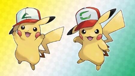 Pokemon Espada Escudo Pikachu Gorra