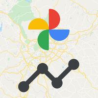 Google Fotos ya muestra tu cronología en tu mapa: ahora puedes ver el recorrido de tus viajes