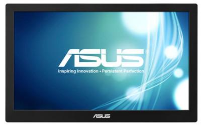 ASUS presenta sus nuevos monitores con conexión y alimentación por USB 3.0