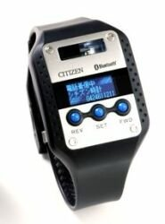 Citizen VIRT, reloj de pulsera con Bluetooth