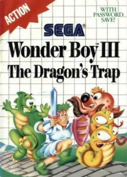 Wonder Boy III: The Dragon