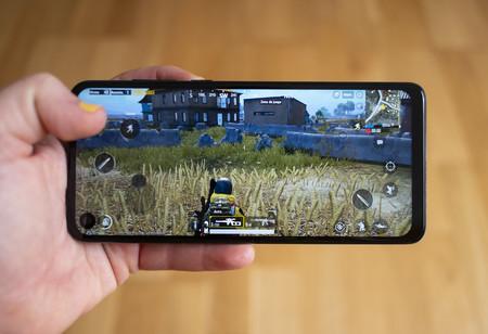 Motorola One Action Uso Juego