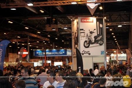 MotoMadrid 2013: se confirma el éxito del salón