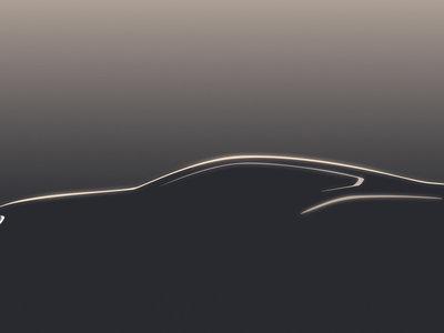BMW desapareció discretamente al Serie 6 Coupe, pero a cambio muestra la primera imagen del Serie 8