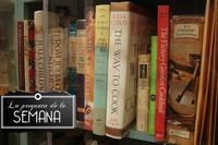 ¿Cuál es el último libro de cocina que te has comprado? La pregunta de la semana