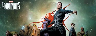 Quiénes son los Inhumanos, los superhéroes que Marvel lleva años intentando vendernos sin éxito