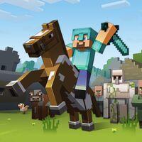 Mientras sigues picando diamantes, este jugador de Minecraft completa el juego con los ojos vendados en 33 minutos