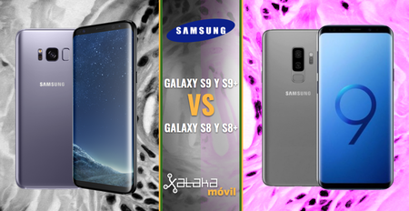 De los Galaxy S8 al Galaxy S9, esto es todo lo que ha cambiado