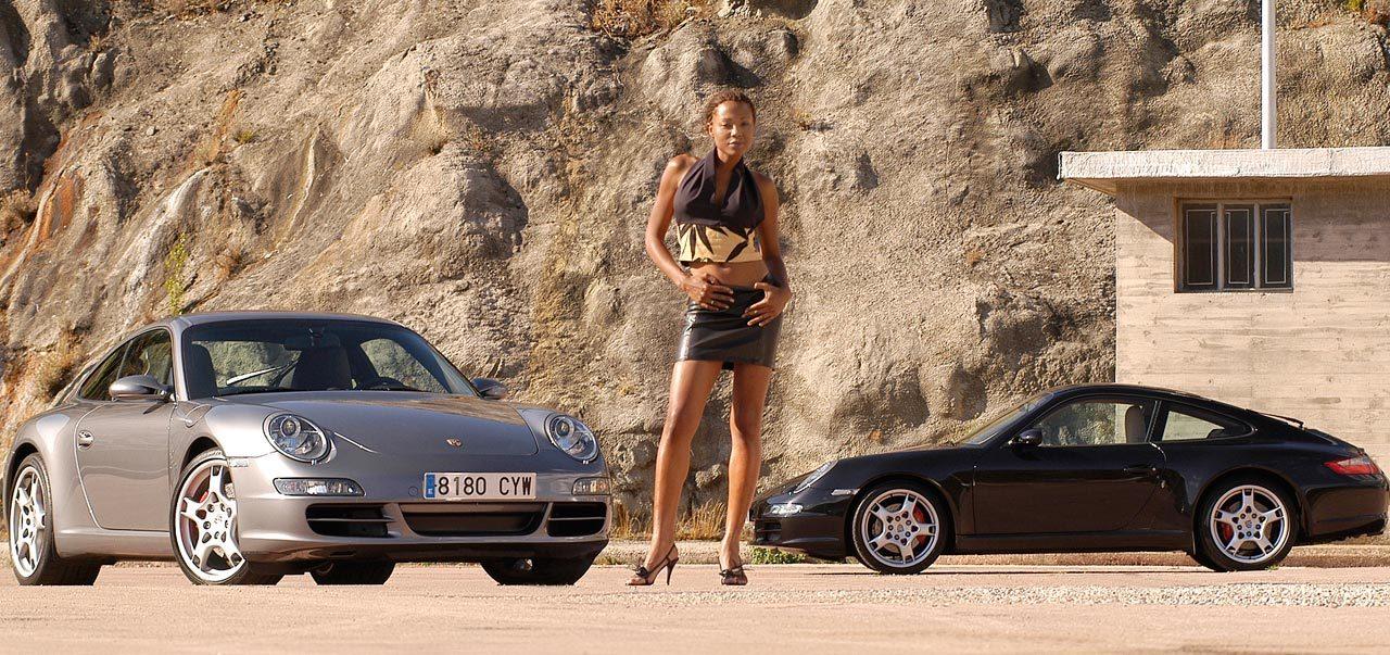 Foto de Sexta generación del Porsche 911 (997) (1/12)