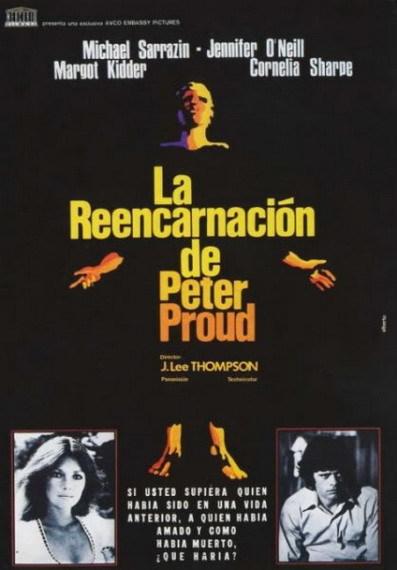 David Fincher realizará el remake de 'La reencarnación de Peter Proud'