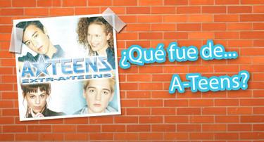 ¿Qué fue de A-Teens?