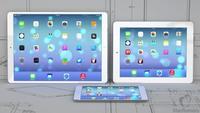 Apple tiene preparado un iPad de 12.9 pulgadas según Bloomberg