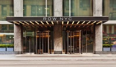 Si planeas visitar la Gran Manzana, el nuevo hotel Row NYC puede ser un buen lugar para alojarse