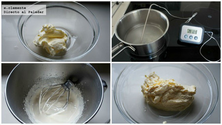 crema de mantequilla para macarons