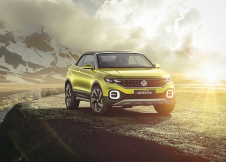 Volkswagen T Cross Breeze Concept 2016 1024 04