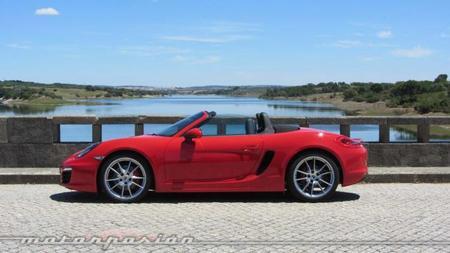 Porsche Boxster, presentación y prueba en Lisboa (parte 2)