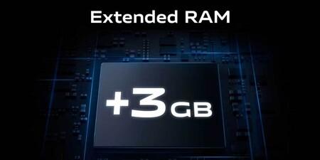 Vivo X60 Extended Ram