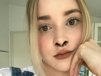 Locuras de Instagram: las extensiones de los pelos de la nariz