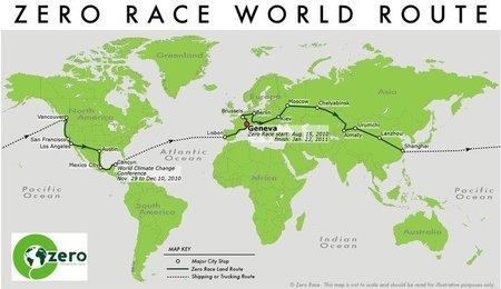 La Zero Race llega a España con retraso