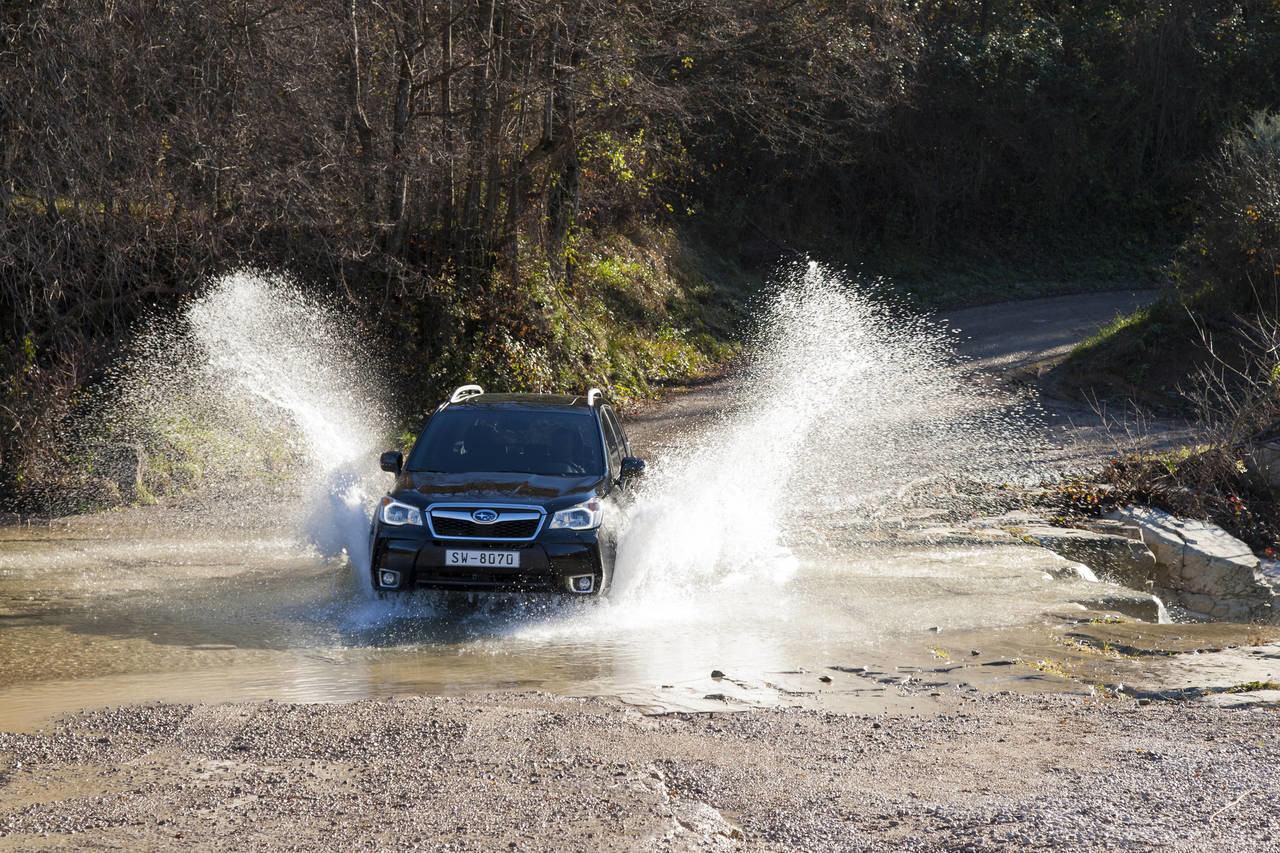 Foto de Subaru Forester 2013 (1/98)