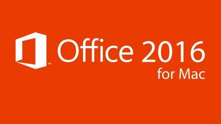 Office 2016 para Mac dejará de tener soporte en octubre