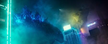 'Godzilla vs. Kong' es un apabullante espectáculo lleno de luz, color y la personalidad de Adam Wingard