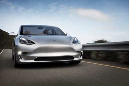 Coches Electricos Tesla Model 3