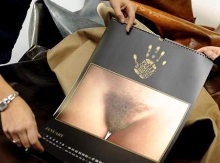 Oliviero Toscani vuelve a liarla con su calendario de pubis femeninos
