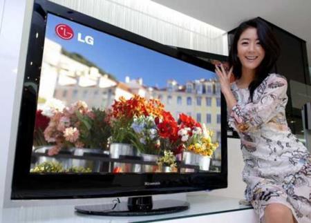 Los nuevos televisores LG XCanvas ponen énfasis en el consumo
