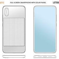 Batería (casi) infinita: Xiaomi patenta un teléfono que se recarga con el sol
