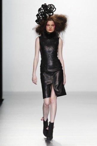 elisa palomino en Madrid Fashion Week