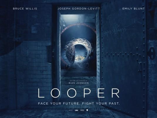 Foto de Carteles de 'Looper' (2/14)